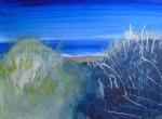 Early morning. Northumberland. Goswick beach