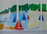 web Boats at felixstowe Ferry, Suffolk